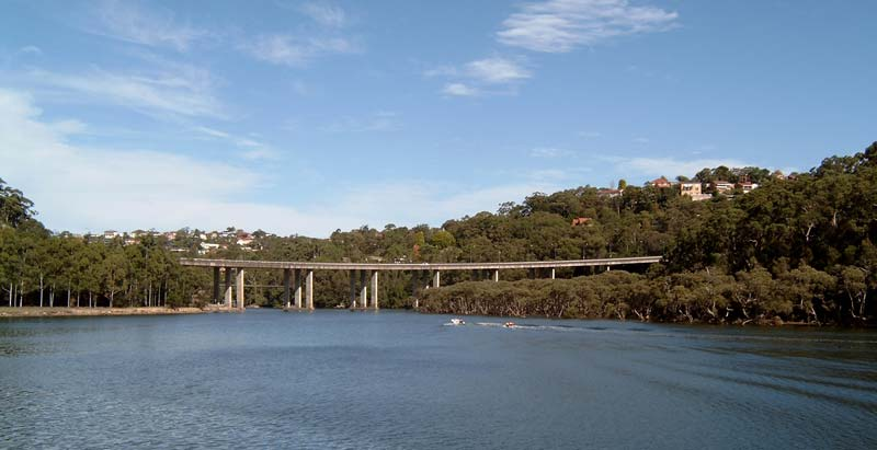 Warringah Road bridge